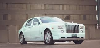 rolls royce phantom limo service for the greater toronto area