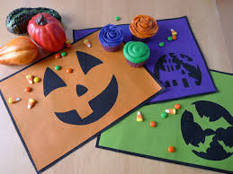 spirit halloween danbury ct no sew halloween cut out placemats fairfield world craft projects