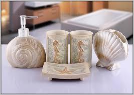 seashell bathroom ideas seashell bathroom decor walmart bathroom home decorating ideas
