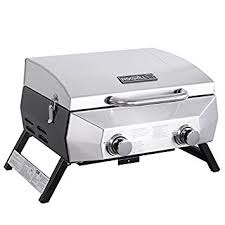 Topgrill Patio Furniture by Amazon Com Nexgrill 20 000 Btu Portable Table Top Grill With 2