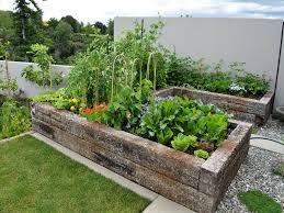 backyard kitchen garden home outdoor decoration