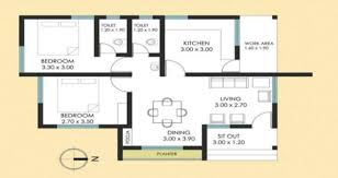 2bhk house design plans 2 bhk kerala style low budget home design at 700 sq ft interior