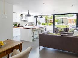 modern kitchen living room ideas amazing modern open kitchen living room designs 50 in interior