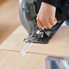 how to install laminate wood floor