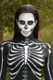 kardashian wears skeleton costume halloween 2014