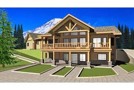 chalet home plans eplans chalet house plan three bedroom chalet 3385 square