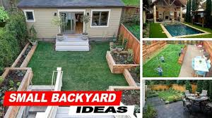 Backyard Ideas Wow Small Backyard Ideas With Grass