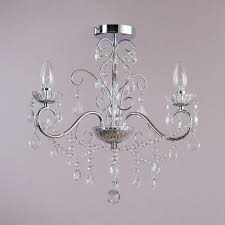 chandelier in bathroom small white chandelier chandelier design