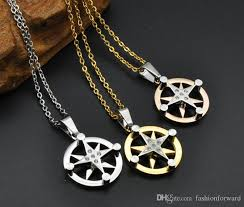 wholesale silver necklace pendants images Wholesale latest design saudi gold jewelry necklace for men jpg