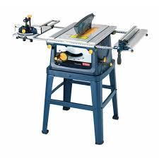 ryobi table saw blade size ryobi ets1525sc 254mm 10 table saw with sliding carriage 240v