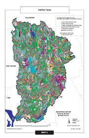 Lyme Map Maps Eightmile River Wild U0026 Scenic Watershed