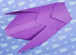 Paper Table L Pliage De Serviette De Table En Forme De Cigale Réaliser Une