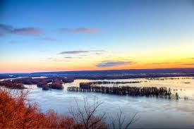 Mississippi landscapes images Free stock photo of dawn on the landscape of the mississippi river jpg