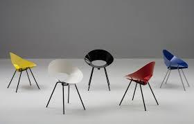 chaise design italien decoration meubles design italien chaises acier kd04 peintes