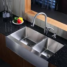 kraus farmhouse sink 33 innovative 36 inch kitchen sink and 28 kitchen faucets for stainless