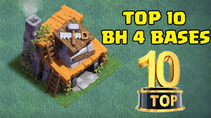 top 10 best builder hall 4 bh4 base designs new coc builder base