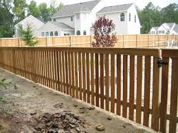 4 Ft Fence Panels With Trellis Wood Fence Styles Ft Cedar Picket With Top Cap Fencing Arbor