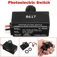 photocell sensor automatic light control switch mini photocell automatic dusk to dawn led light control sensor