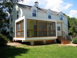 cool cube porch designs with white frames as well as charming