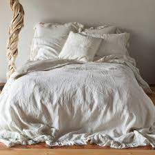 Sizes Of Duvet Covers Bella Notte Duvet Cover Whisper Linen
