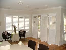 Bi Fold Shutters Interior Bi Fold Plantation Shutters Pvc Basswood U0026 Aluminium Into Blinds
