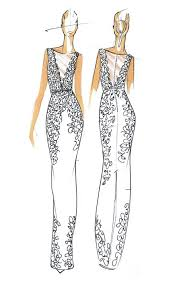 24 best fashion sketches images on pinterest draw fashion