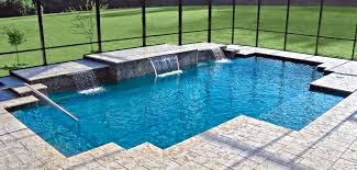 shapes of pools geometric pools blue haven custom swimming pool and spa builders