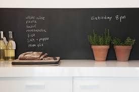 ardoise cuisine ardoise adhésive pour crédence de cuisine chambres d enfants