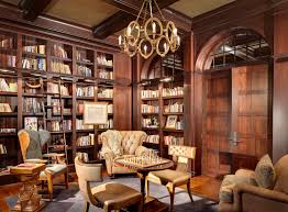 25 inspiring home libraries inspiration dering hall