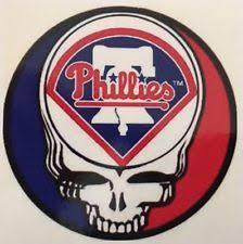 phillies decal baseball mlb ebay
