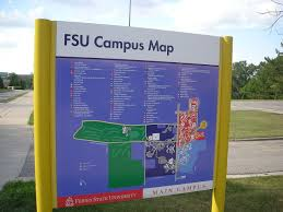 Fsu Campus Map File Ferris State University August 2010 04 Campus Map Jpg