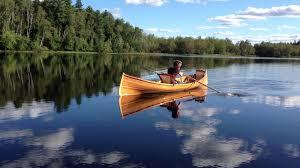 adirondack guideboat youtube