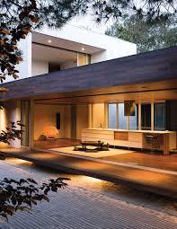 japanese inspired home interior modern decor ipe wood