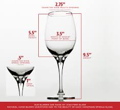 wine glasses the spirale wine glass by margarita and vacanti kickstarter