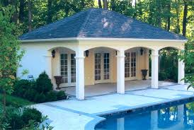 house plans with pool house small pool house designs choosing the appropriate pool house pool