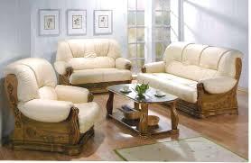 canapé cuir et bois rustique canape canape cuir bois canape cuir et bois italien canape cuir