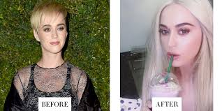 Thin Hair Extensions Before And After by Best Celebrity Hair Transformations 2017 Celebrity Hairstyles