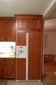 built in refrigerator cabinet do you have a refrigerator cabinet for a non built in fridge