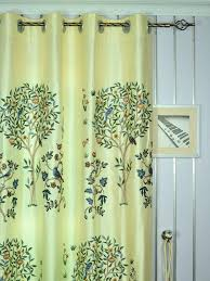 Yellow Faux Silk Curtains Curtain Beige Silk Curtains Beige Faux Silk Curtains
