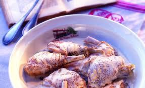 cuisiner un poulet de bresse recette de poulet de bresse à la crème par georges blanc