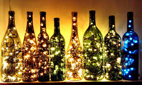 wine bottles brightnest after the party 5 ways to upcycle wine bottles