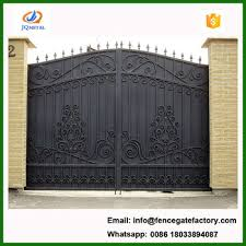 Affordable House Main Wrought Iron Gate Designs Buy Sliding Iron