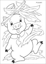 big bad wolf blowing pigs coloring pages car