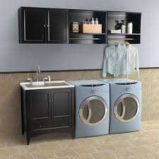 laundry room sinks with cabinets 15493