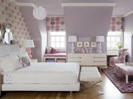 chambre à coucher violet chambre à coucher legere nuance couleur murs chambre coucher violet