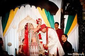 garlands for weddings indian wedding groom garlands ceremony in orlando fl indian