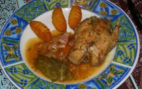 cuisiner une perdrix recette perdrix au chou 750g