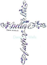 the 25 best christian cross tattoos ideas on pinterest behind