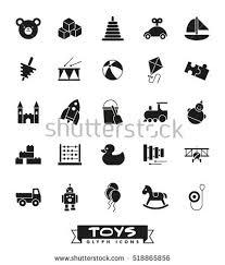 toys babies children toddlers vector stock vector 518865856