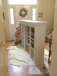 Foyer Paint Color Amazing Color Pop Hutch Transformation Balancing Beauty And Bedlam